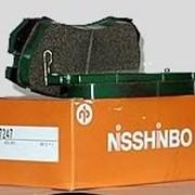 Колодки Nisshinbo PF-2201A фото