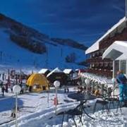 Услуги горнолыжных трасс фото