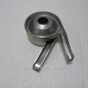 Приемники сливок и обрата к сепаратору Сич-80 металл фото