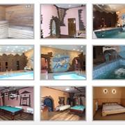Сауна гостиницы Бизнес-Клуб 21 Нирвана, Сауна в гостинице фото