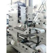 Флексографическая печатная машина, модель ZBS-320 фото