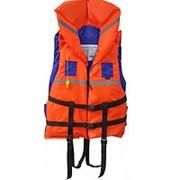 Спасательный жилет Касатка до 150 кг фото