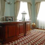 Интерьер кабинета, английский стиль фото