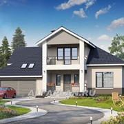 Типовое и индивидуальное проектирование домов фото