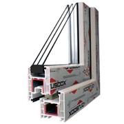 Окна системы BRUSBOX фото