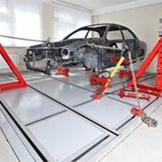 Стапель для правки кузовов SIVER HV-210 фото