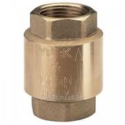 Клапан обратный 11/4' пружинный (пластиковое седло) фото