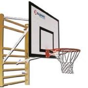 Щит мини-баскетбольный фото