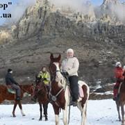 Программа отдыха в Крыму, в любое время года.Конный Тур 5 дней фото