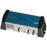Усилитель домовой Планар MX 951, 48-862 МГц, Ку 40дБ, Кш 6дБ, 117 дБмкВ, АЧХ - 20/18дБ, тест -30 дБ,220В фото