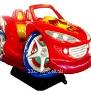 Качалка Красный автомобиль, арт. 440 фото