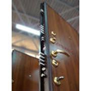 Двери металлические. фото
