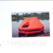 Плот спасательный речной ПСР-10У (Россия) фото