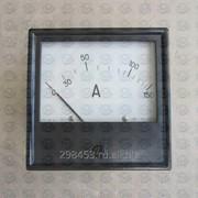 Амперметр Э365-1 фото