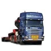 Автомобиль грузовой Scania серии G фото