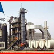 Стационарный асфальтобетонный завод LB3000 фото