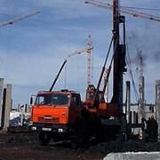 Аренда сваебойной установки УГМК12 фото