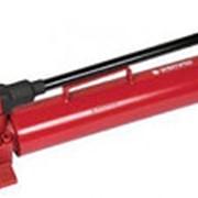Насос ручной гидравлический для работы оборудования с пружинным или гравитационным возвратом НРГ-7080 фото
