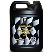 Полностью синтетическое моторное масло Lubri-Loy Premium Full Synthetic 0w20, API SN, ILSAC GF-5 фото