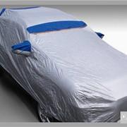 Чехол тент 5,00*3,00 на маленькие автомобили и другую технику идентичных размеров фото
