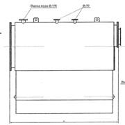 Котел водогрейный однотопочный КВР-0,8-95 фото