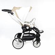 Прогулочная коляска Teutonia BeYou V3 2015 Кожаный дизайн фото