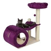 Домики c когтеточками для кошек фото