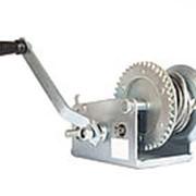 Лебедка ручная TOR ЛФ-2500 (FD) г/п 1,0 т, длина троса 20 м фото
