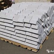 Кирпич силикатный белый М150, КССМ фото