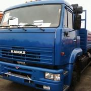 Бортовой 6х4 КамАЗ-65117-010-62 фото