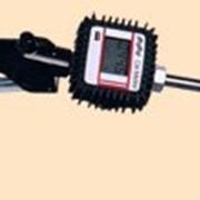 Масляный пистолет с электрическим счетчиком АС 18 фото
