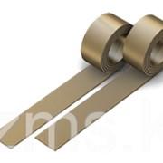 Лента бронзовая БрОФ6.5-0.15 0.8 мм фото