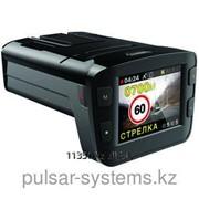 Регистратор + радар-детектор + gps база Intego condor фото