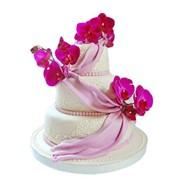 Изготовление свадебных тортов на заказ фото