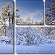 Картина модульная Панорама_7 фото