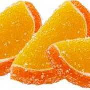 Мармелад апельсиновые дольки фото