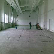 Ремонт бетонных и полимерных полов фото