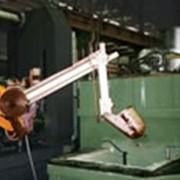 Манипулятор поворотного типа для заливки металла LM10E1- LM30E1 фото