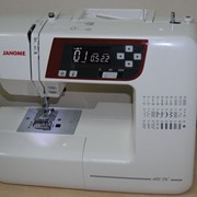 Машины бытовые швейные Компьютеризированная швейная машина JANOME DC-601 фото