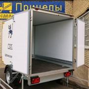 "Прицеп-фургон Универсал-Люкс 16"" модель 3791М2 фото"