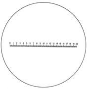 Шкала измерения точности для различных приложений, артикул 115204 фото