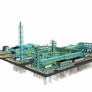 Оборудования для обустройства нефтяных месторождений. фото