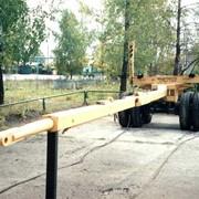 Роспуск лесовозный 9383-011 фото