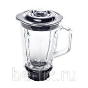 Чаша стеклянная блендера Gorenje 1200ml 326627. Оригинал фото