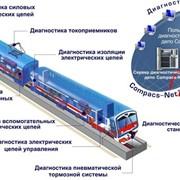 Система комплексной диагностики секций электропоездов КОМПАКС-ЭКСПРЕСС-ТР3 фото
