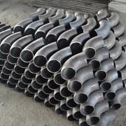 Отводы цельнотянутые: Сталь 12Х18Н0Т фото