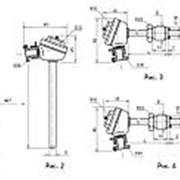 Термопреобразователь сопротивления ТСМ-0890 (ТУ У3.48-04850451-060-1999) фото