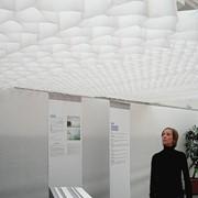 Негорючий подвесной потолок фото