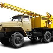 Установка буровая УРБ 2А2 на шасси Урал с компрессором 4ВУ фото