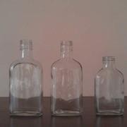 Бутылки 100мл. 200 мл. 250 мл. Чекушка. фото